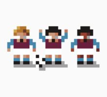 Sensi Tee - Villains, Hammers and Clarets Kids Clothes