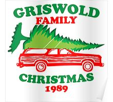 Griswold Family Christmas1989 Poster