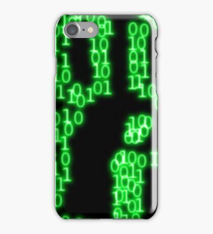 binaryCodeLifev1.0 iPhone Case/Skin