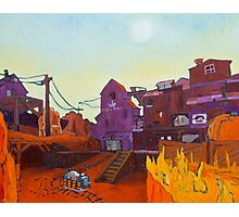 Gold Rush 2 Photographic Print