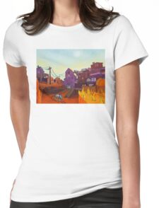 Gold Rush 2 Womens Fitted T-Shirt