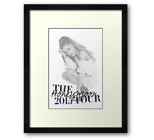 The Honeymoon Tour #3 Framed Print