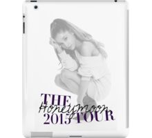 The Honeymoon Tour #3 iPad Case/Skin