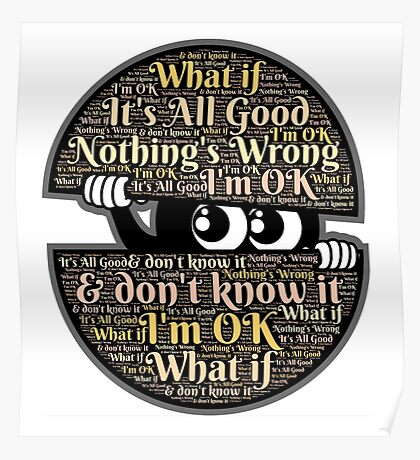 Nothing is wrong Poster