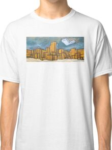 Minecraft Panorama Classic T-Shirt