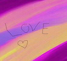 <3 LoVVe <3 by -- S a r a  --