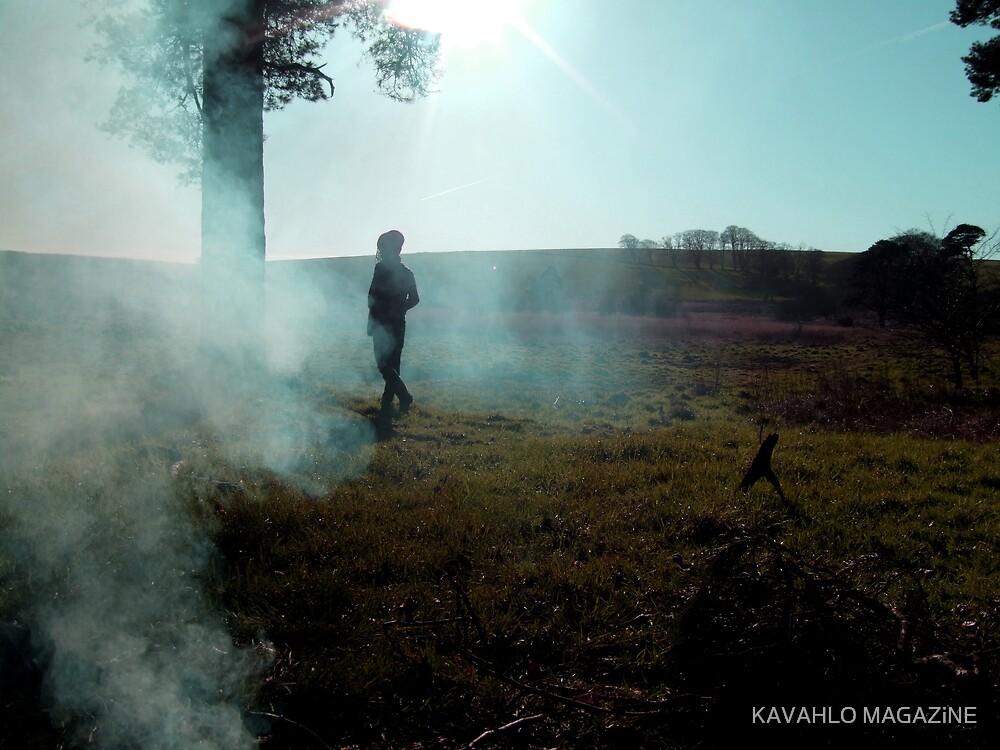 SMOKEY MORN by KAVAHLO MAGAZiNE