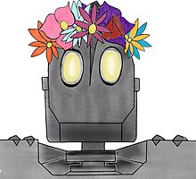 Flower Crown Giant by circsam