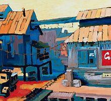 Old Geezer by James J. Barnett
