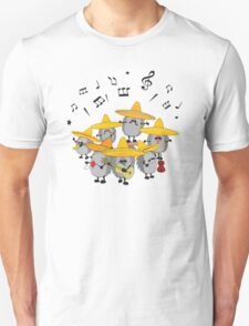 mariachi hedgehogs T-Shirt