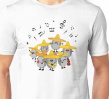 mariachi hedgehogs Unisex T-Shirt