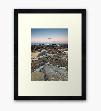 Moffat Sunset Framed Print