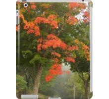 Maple Lane iPad Case/Skin