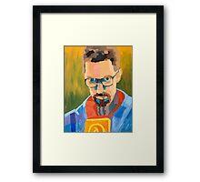 Gordon Freeman Framed Print