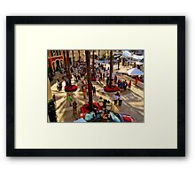 'TIS THE CHRISTMAS SEASON Framed Print