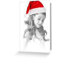 A festive Grande Greeting Card