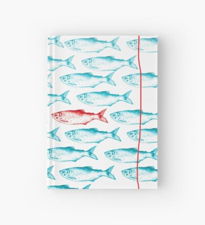 Peces Hardcover Journal