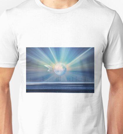 blue planet fantasy Unisex T-Shirt