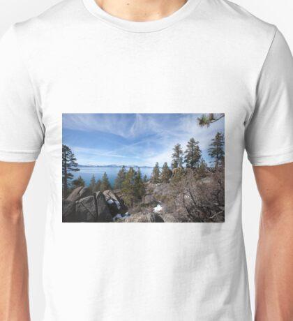 Lake Tahoe Unisex T-Shirt