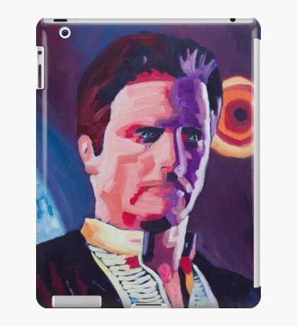 The Illusive Man iPad Case/Skin