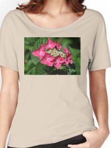 Flower Lips Women's Relaxed Fit T-Shirt
