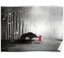 Little Red Riding Hood - The First Touch Poster