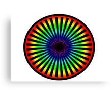 Eyeball to the Soul Canvas Print