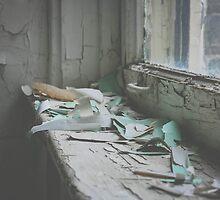 Peeling Paint by Bethany Helzer