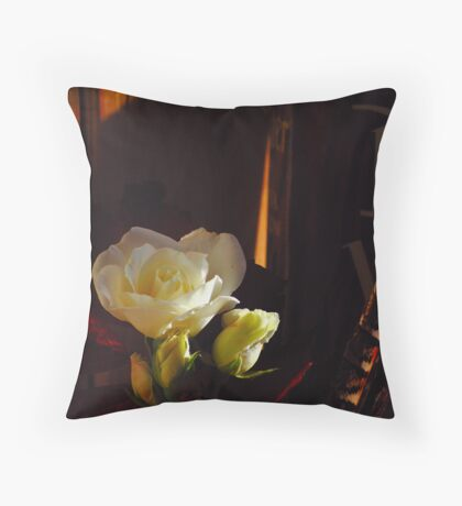 devils water............ Throw Pillow