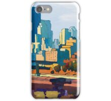 GTA IV Cityscape, Late Afternoon iPhone Case/Skin