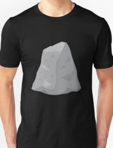 Glitch Ilmenskie Land rock dull mid4 T-Shirt