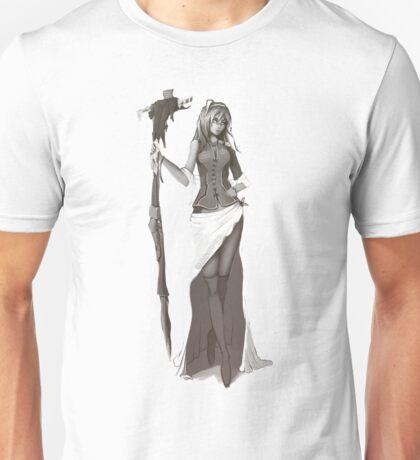 Bunnisher (Fantasy style) Unisex T-Shirt
