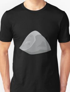 Glitch Ilmenskie Land rock dull mid5 T-Shirt