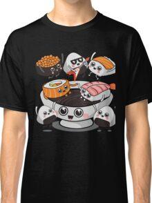 Sushi Rock!!! Classic T-Shirt