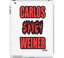 Carlos Spicy Weiner iPad Case/Skin
