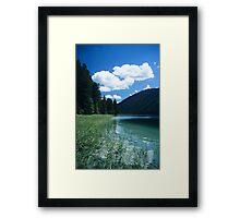 Idyll Framed Print