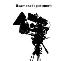 Camera Department Photographic Print