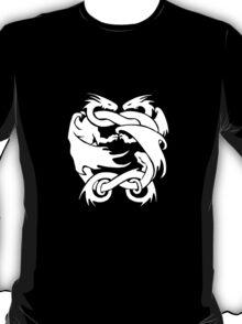 Double Dragon Black T-Shirt
