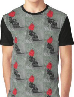 kestra's creepy, wondrous shoe Graphic T-Shirt