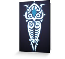 Raava Greeting Card