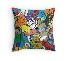 The Art of Florence Throw Pillow