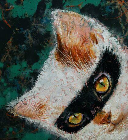 Cat Burglar Sticker