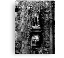 Most Haunted Canvas Print