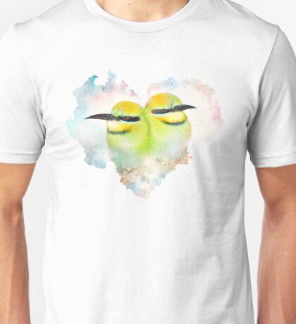 Rainbow lovers Unisex T-Shirt