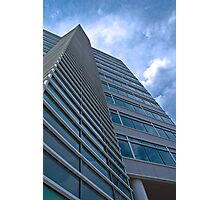 Corporate Ladder Photographic Print