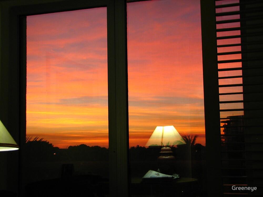 DARWIN SUNSET by Greeneye