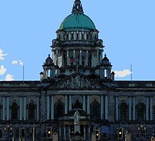 Belfast City Hall by Wrayzo