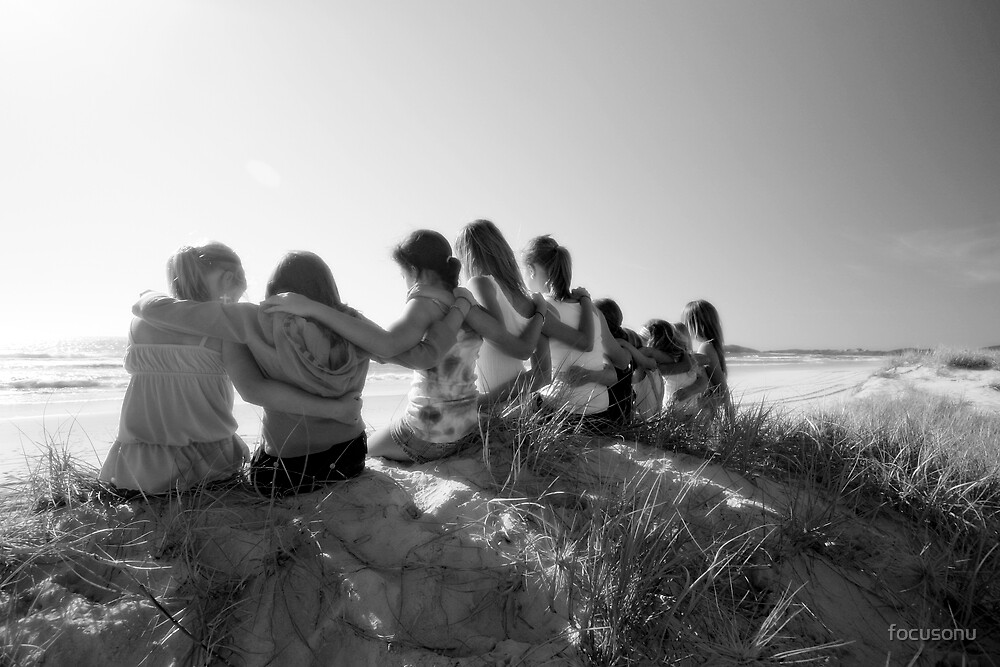 friendship by focusonu