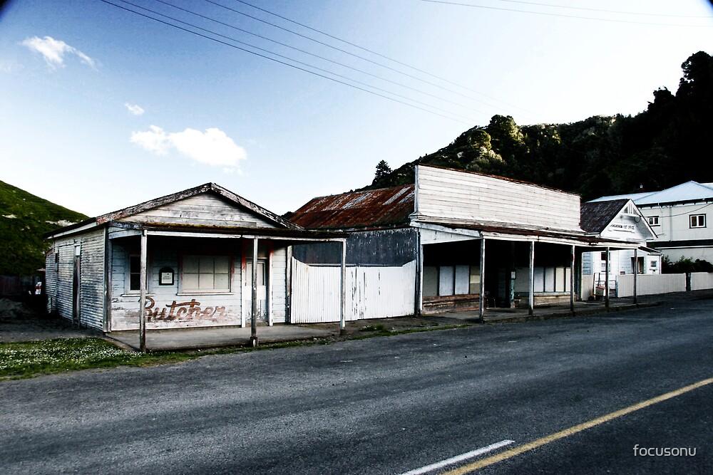 The Forgotten Highway by focusonu