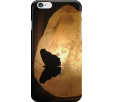 Night Time Butterfly iPhone Case/Skin